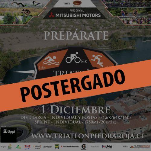 EVENTO POSTERGADO-NUEVA FECHA 22/03/20